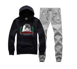 Wholesale Mens Flannel Jackets - 2018 Spring Autumn Mens Casual Slim Fit Hooded Hoodies Sweatshirt Sportswear Male Patchwork Fleece Jacket Last Kings sweat suit 02