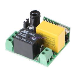 2019 récepteur émetteur rf 1ch AC 220V 10A 1CH RF 315 MHz Récepteur Télécommande Sans Fil + Kit Émetteur récepteur émetteur rf 1ch pas cher