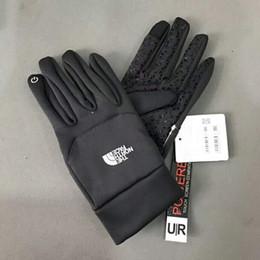 Deutschland Dropshipper NF Brand Touchscreen Handschuhe Designer Winter Outdoor Sport Warm Vollfinger Guantes Handschuhe Fahrradhandschuh für Männer und Frauen supplier universal gloves Versorgung