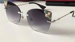 0fbc83359c8 frames mix Desconto 0161 Óculos De Sol De Luxo Mulheres Designer Quadrado  Estilo Verão Full Frame