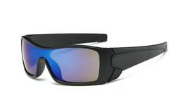 Wholesale coloured frame sunglasses - New BRAND Hot sale Men Outdoor Sports Sunglasses cycling Sun glasses 9 colors fashion dazzle colour mirrors Fashion Style Eyewear