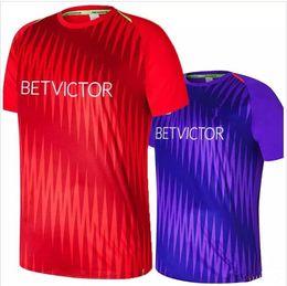 Argentina Mejor calidad Camiseta de portero de manga larga # 13 A.BECKER ALISSON M. SALAH LALLANA FIRMINO KEITA Camiseta de entrenamiento Camiseta de fútbol púrpura roja Suministro