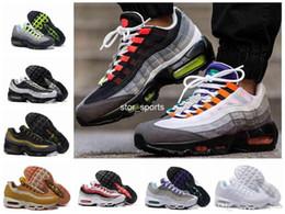 new concept 61897 d671e 2019 95 max. 2018 nike air max 95 20e chaussures de course hommes femmes  coussin