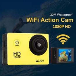 Canada Caméra de sport SJ7000 WiFi 1080P Caméra d'action 1080P Full HD 2.0 LCD 30m Vidéo étanche DV Sport ext -5 Offre
