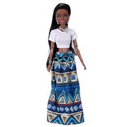 Canada Bébé Poupées Pour Filles Bébé Mobile Poupée Africaine Mixte Jouet Poupée Noire Meilleur Cadeau Jouet D50 supplier african toys Offre