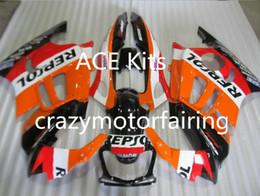 Wholesale 97 Cbr F3 - Motorcycle Fairing kit for HONDA CBR600F3 97 98 CBR600 F3 CBR 600F3 1997 1998 ABS hot White Black Orange Red Fairings set+3gifts 36