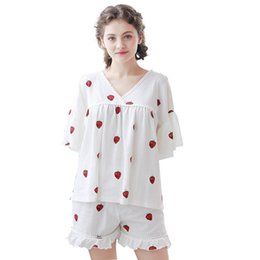 Mulheres 2018 Moda Pijamas Mulheres Verão Senhora Imprimir Sexy Pijamas Mulheres Bonito Pijama Set Sexy Underwear de Fornecedores de laços rápidos
