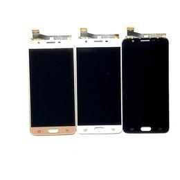 Samsung Galaxy için J7 Başbakan LCD G610F G610K G610L G610S G610Y LCD ekran Digitizer Dokunmatik Ekran Meclisi ile ücretsiz tamir araçları nereden