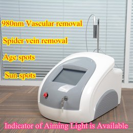 Wholesale Screen Remover - High quality touching screen operating mode diode 980nm spider vein removal machine vascular remover face care