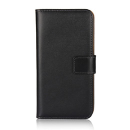 Wholesale Stand Holder Pouch Case - For iphone X 7 Plus S8 Note8 Leather Wallet Credit Card Holder Stand Case PU PC Cover For iphone 8 6S
