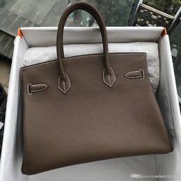 TOTE Classic Handwork original authentique de sacs à main gris ? partir de fabricateur