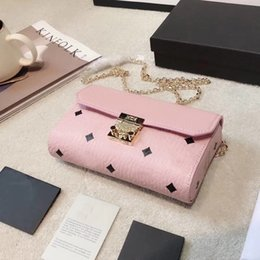 Wholesale Ladies Straw Handbags - AAAAA 2018 Luxury famous tide brand designer Handbags handbag Shoulder letter Crossbody shoulder Bags bag Purses lady women wallet 180428002