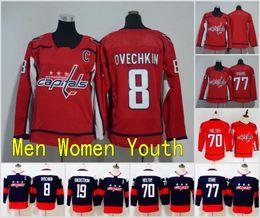 Women Youth 2018 Stadium Series Navy Blue  8 Alex Ovechkin Jersey  Washington Capitals Red Kids 77 T.J. Oshie Nicklas Backstrom Braden Holtby c3eda1202