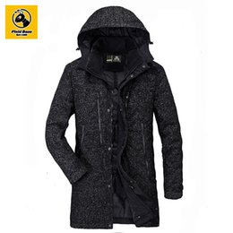 Wholesale Black Hat Base - Wholesale-Field Base Parkas Jackets Overcoats Winter Warm Parkas Jackets Overcoat Coats for Men 64W60605A 3XL