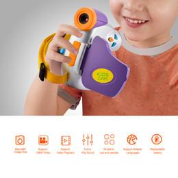 определение горячих точек Скидка Горячая продажа камеры для детей DVC-7CAM Kids Digital Video 5.0Mega High-Definition Camera День рождения Подарки -17 88