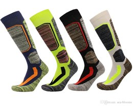 Wholesale bicycle leg - Free DHL High Quality Brand Sport Socks Breathable Road Bicycle Socks Outdoor Sports Racing Cycling Socks Compression Leg Support G523S