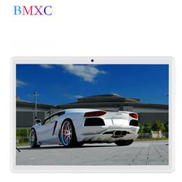 2019 tableta gps 16gb BMXC tablet 10.1 pulgadas Android 7.0 Quad Core 3G tabletas para niños 16GB HD IPS WIFI bluetooth GPS tableta de 10 pulgadas con Android Netbook regalo tableta gps 16gb baratos