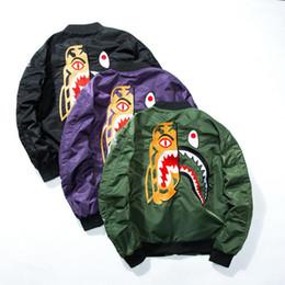 Wholesale mens suits sport coats - Mens jacket MA-1 pilot jacket KANYE WEST YEEZUS Bomber YEEZUS jackets Sport Suit Parkas mens hip hop coats streetwear