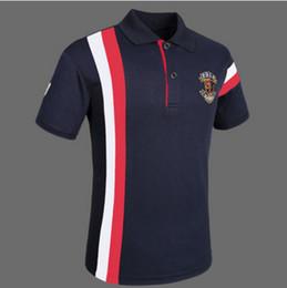 camicie di cotone a maniche lunghe del progettista Sconti fashion top Poloshirt Solid Polo Shirt Uomo Luxury Polo Shirts manica lunga da uomo Basic Cotton Polo Polo da uomo Polo di marca