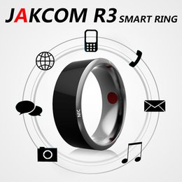 Wholesale Blackberry Rings - JAKCOM R3 Smart Ring 2018 New Product Of Smart Wristbands like smart watch fitness tracker smartband