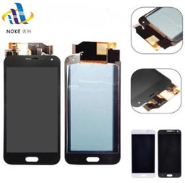 2019 lcd samsung e5 Super AMOLED per Samsung Glaxy E5 E500 E500F E500H E500M Display LCD con Touch Screen Digitizer Assembly lcd samsung e5 economici