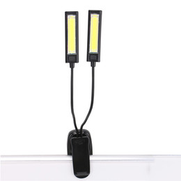 Lampen & Schirme Schreibtischlampen Flexible Usb/batterie 28 Led-lampen Licht Clip-on Bett Tischlampe Neue L15