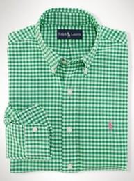 camisas empresariais de qualidade para homens Desconto Nova Moda Pequeno Cavalo Oxford Camisas Dos Homens de Manga Longa Camisas de Vestido Dos Homens de Alta Qualidade Dos Homens Camisas de negócios polo Chemise Homme