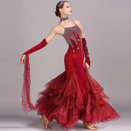 Rabatt Kleider Für Modernen Tanz 2019 Mädchen Tanzen Kleider Für