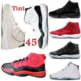 official photos b32a4 6e085 2019 Nike replicas air retro jordan 11s jumpan NBA all star 11s Platinum  Tint Concord 45 Mens Basketball Schuhe XI Win wie 82 Cap UND Kleid Red Cool  Grey ...
