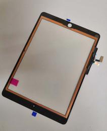 dh inch tablet Rabatt 10 stücke hohe qualität touchscreen digitizer für apple ipad air ipad5 a1474 a1475 a1476 glas bildschirm ersatz großhandel