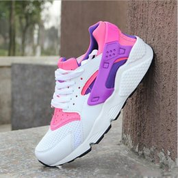 25a8f41db9a8 Big Child Running Shoes Air Huarache For Men and Women Sneakers Zapatillas  Deportivas Sport Huaraches Shoes Mens Trainers Size 36-48