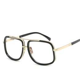 aac58a350c Vazrobe Mens Gold Glasses Clear Women Brand Transparent Eyeglasses Frames  for Myopia Diopter Fashion Male Prescription Black