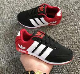 taglia 25-35 Nuovi bambini di marca per il tempo libero Comode scarpe da  ginnastica Moda Ragazzi Ragazze Bambini che corrono scarpe sportive scarpe  ragazzo ... d34611acf4e
