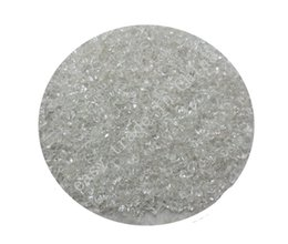 Wholesale natural quartz rock crystal - C01 200g 5mm Natural White Crystal Stone Chips Gravels Quartz Aquarium