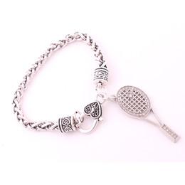 Aragoste online-Il braccialetto a catena sfaccettato del grano del cristallo di fascino della palla di cristallo di TENNIS è impreziosito con la chiusura dell'artiglio dell'aragosta dei cristalli di rocca