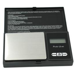 2019 mini oro Hot Mini Precision Digital Scale 200g x 0.01g Joyas Oro Plata Moneda Gramo Tamaño de bolsillo Unidades de pantalla Pocket Balanzas electrónicas mini oro baratos
