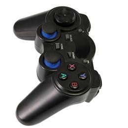 controladores al por mayor Rebajas 2018 Controlador inalámbrico Android controlador de juego móvil PS3 manejar compatible con Game Controllers Joysticks Game Accessories al por mayor