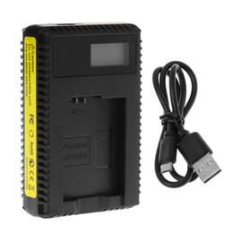 Bateria sony np on-line-Display LCD EY NP-FW50 Para Sony NEX-SLT-A55 A33 A37 Carregador de Bateria Único Slot