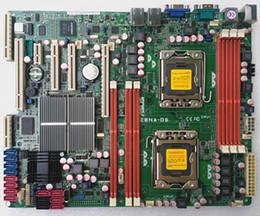 Pour la carte mère de serveur X58, le numéro de série Z56NA-D6 1366pins prend en charge la série X5600 ? partir de fabricateur