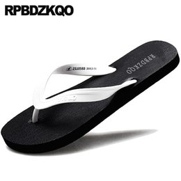 a62220da67674 11 leather designer flip flops women flat shoes 5 beach chinese white  summer slippers slides sandals plain flop plus size 44