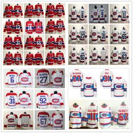 df0cb3eb7 Montreal Canadiens   13 Max Domi 6 Shea Weber 11 Brendan Gallagher 27 Alex  Galchenyuk 31 Carey Price Andrew Shaw 92 Jonathan Drouin Jerseys montreal  ...
