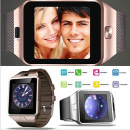 reloj libre hd Rebajas Nuevos DZ09 Relojes Inteligentes Con Pantalla HD Soporte de Música Reproductor de Teléfono Llamadas Recordatorio Sedentario DHL Envío Gratis