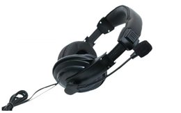 Cuffie per telefoni online-headphones earphones bass and line tuning full-sized Direct charge Telephone headset