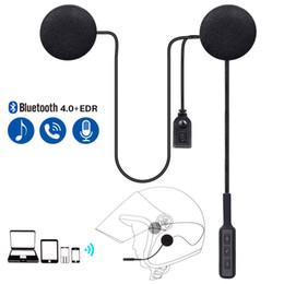 Motosiklet Kask Kulaklık Hoparlörler Mic Bluetooth Handsfree Müzik Çağrı Kontrolü için Müzik Çağrı Kablosuz Mic Kulaklık nereden