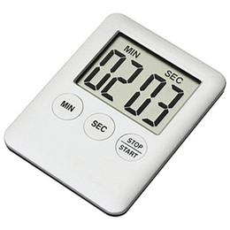 Temporizador portátil on-line-Ultrathin Cozinha Eletrônico Temporizador Moderno e Elegante Dispositivo Lembrete Portátil Alarme De Cozimento Magnético Cozinha Suprimentos 4 59 wm ff