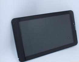 Deutschland 7 Zoll 3G Telefonanruf-Tabletten-PC MTK6572 Doppelkern-android 4.2 entriegelte Bluetooth Wifi Doppelkamera Doppel-SIM-Karte Versorgung