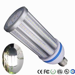 Haute puissance LED ampoule de maïs 27W 36W 45W 54W 80W 100W 120W E26 E27 E39 E40 garage parking entrepôt éclairage lampadaire AC 85-265V ? partir de fabricateur
