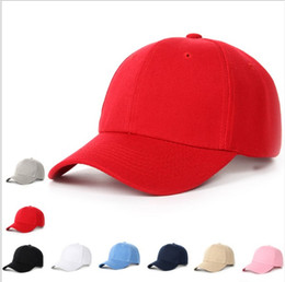 6ce3df73874f1 Chinese Designer Blank Cotton Curved Baseball Caps Adjustable Strapback For  Adults Mens Womens Plain Sports Hats
