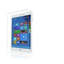 "Tablet pc hd bildschirm online-Anti-Shatter-Hartglas-Film für Chuwi Hi8 8.0 ""Tablet-PC HD LCD Screen Protector Schutzfolien mit Tracking-Nummer"