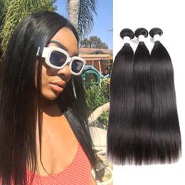 Tramas brasileñas del cabello humano de la Virgen Extensiones camboyanas indias malasias peruanas del pelo humano Trama sedosa del pelo recto desde fabricantes